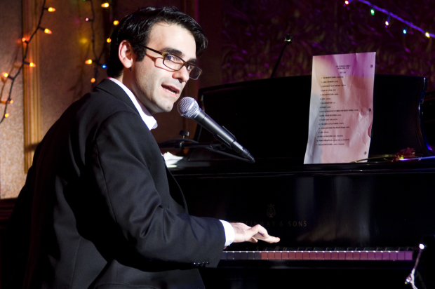 Joe Iconis is the coauthor of the new musical Be More Chill.