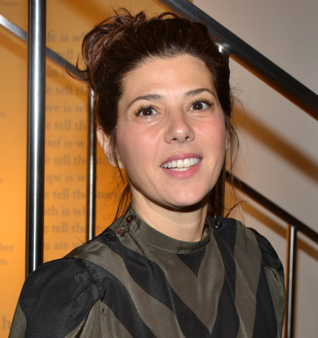 Marisa Tomei will star in Tennessee Williams' The Rose Tattoo at Williamstown Theatre Festival.
