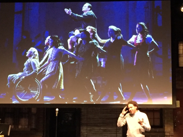 Deaf West artistic director David J. Kurs speaking about the company's recent Broadway revival of Spring Awakening at TEDxBroadway 2016.