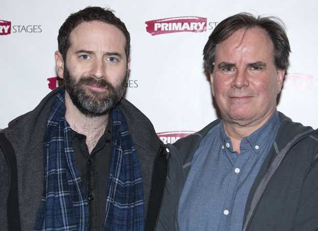Dan O'Brien and Paul Watson are the subjects of O'Brien's new play, The Body of an American.