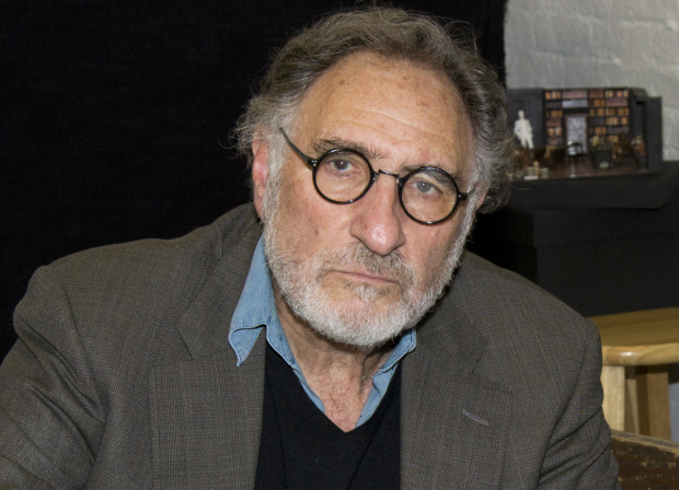 judd hirsch eye condition
