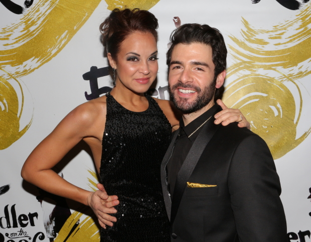 Alexandra Silber And Adam Kantor Will Preserve The Fiddler On The Roof Cut  Song U0026quot;