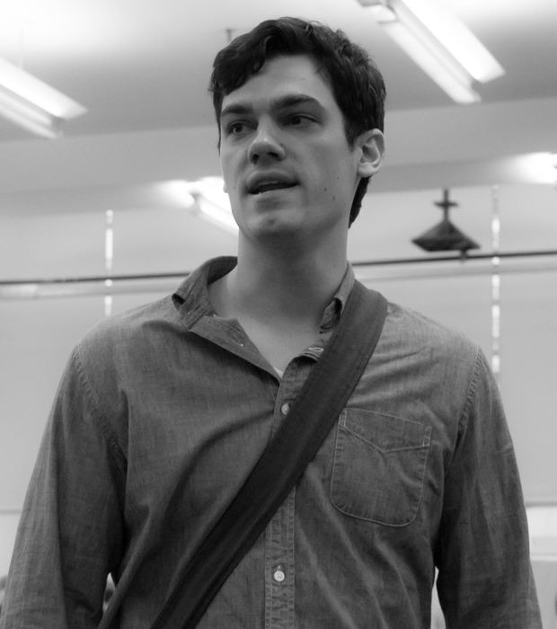 Robert Lenzi plays the role of Miles Tuck.