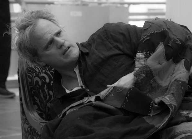 Michael Park returns to the stage in the role of Angus Tuck.