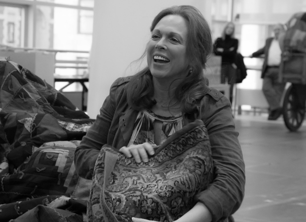 Tony nominee Carolee Carmello plays Mae Tuck in the new musical.