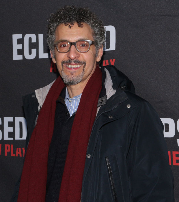Film favorite John Turturro is ready to see Eclipsed on Broadway.