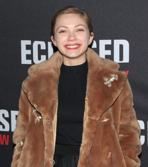 Tavi Gevinson currently stars in Ivo van Hove's production of Arthur Miller's The Crucible.