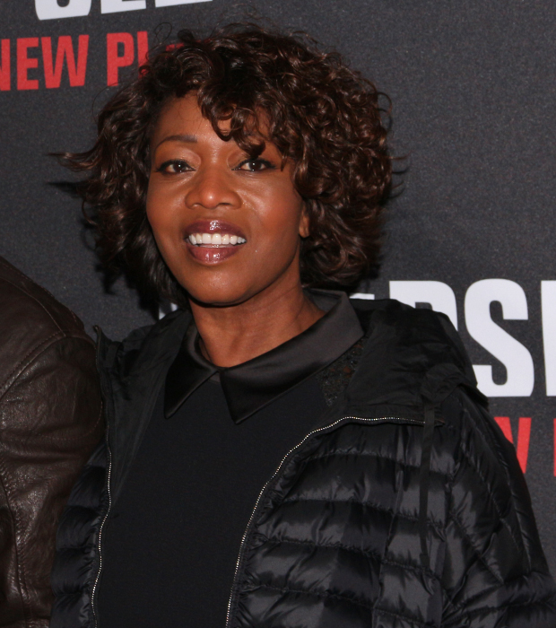 Emmy winner Alfre Woodard is looking forward to seeing her 12 Years a Slave costar, Lupita Nyong'o, make her Broadway debut.