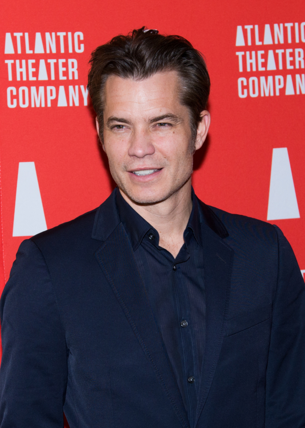 Timothy Olyphant stars in the Atlantic's current production of Kenneth Lonergan's Hold On to Me Darling.