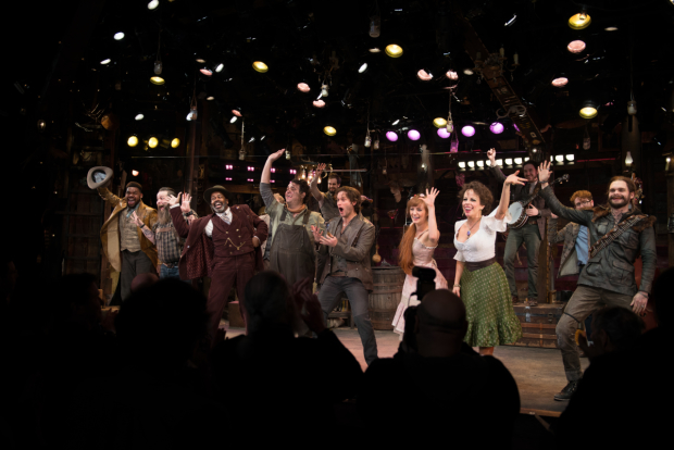 Catch The Robber Bridegroom at the Laura Pels Theatre!