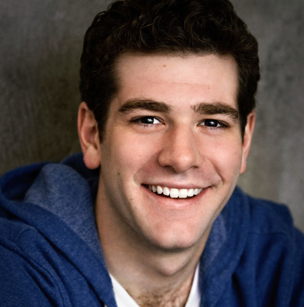 Ben Jacoby makes his Broadway debut as Barry Mann in Beautiful — The Carole King Musical.
