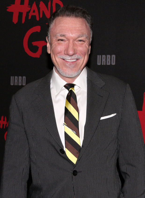 Patrick Page will star in Hadestown at New York Theatre Workshop.