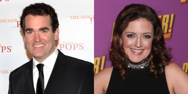 Brian d'Arcy James and Jennifer Simard will announce the 2016 Outer Critics Circle Award nominations.