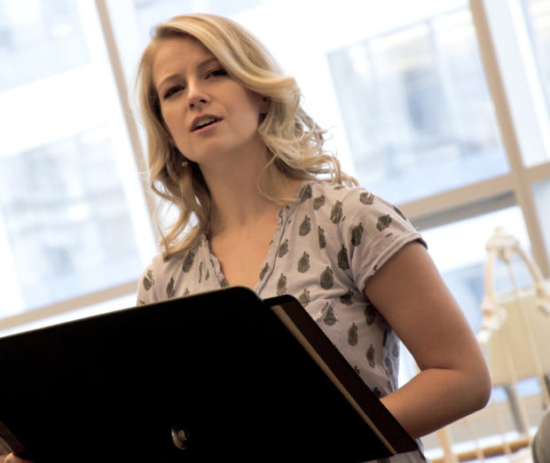 Whitney Bashor will star in Himself & Nora at the Minetta Lane Theatre.