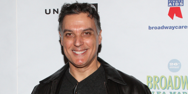 Robert Cuccioli stars as Ben Rumson in Paint Your Wagon at 5th Avenue Theatre.