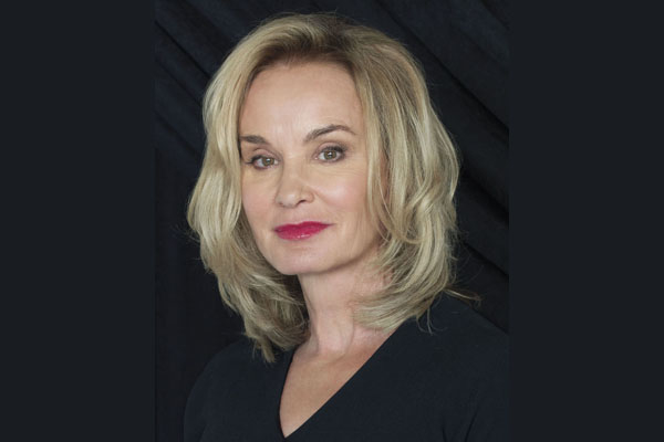 Jessica Lange plays Mary Cavan Tyrone in Eugene O'Neill's Long Day's Journey Into Night.