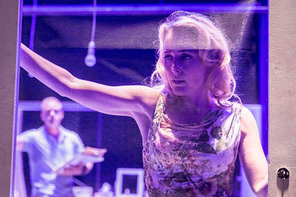 Gillian Anderson stars in Tennessee Williams' A Streetcar Named Desire.