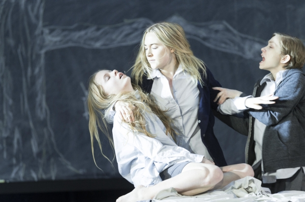 an analysis of mary warrens character in the crucible by arthur miller In arthur miller's the crucible, mary warren doesn't play as large a part as some of the other characters, but her role is important nonetheless.