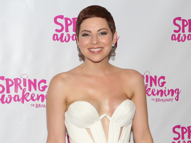 Krysta Rodriguez will take part in Broadway Stories at Feinstein's/54 Below.