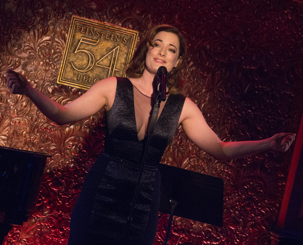 """Laura Michelle Kelly performs """"I Choose You."""""""