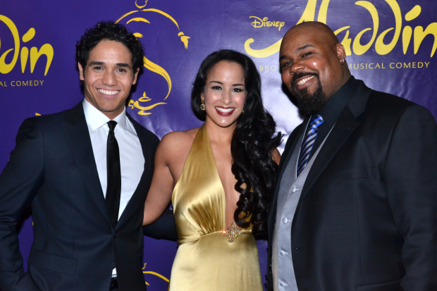Aladdin stars Adam Jacobs, Courtney Reed, and James Monroe Iglehart will announce the nominees for the 82nd Annual Drama League Awards.