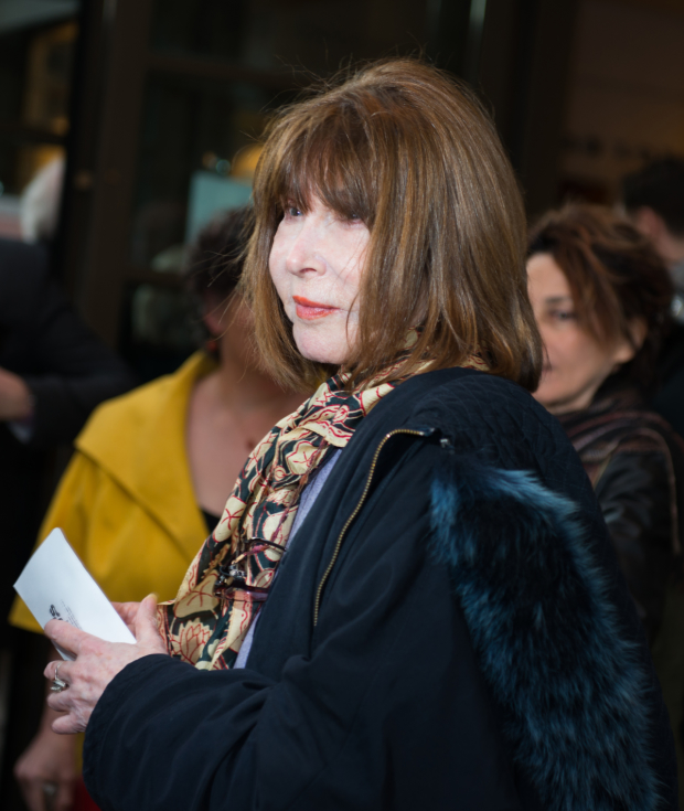Oscar winner Lee Grant gets ready to see her friend Frank Langella in his Broadway return.