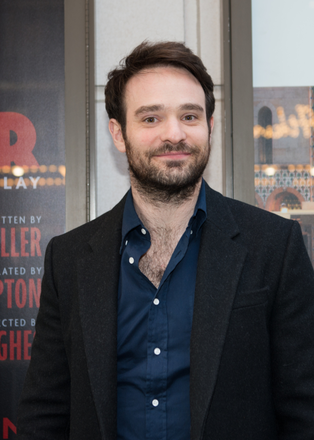 Daredevil star Charlie Cox will appear in Manhattan Theatre Club's off-Broadway production of Nick Payne's Incognito.