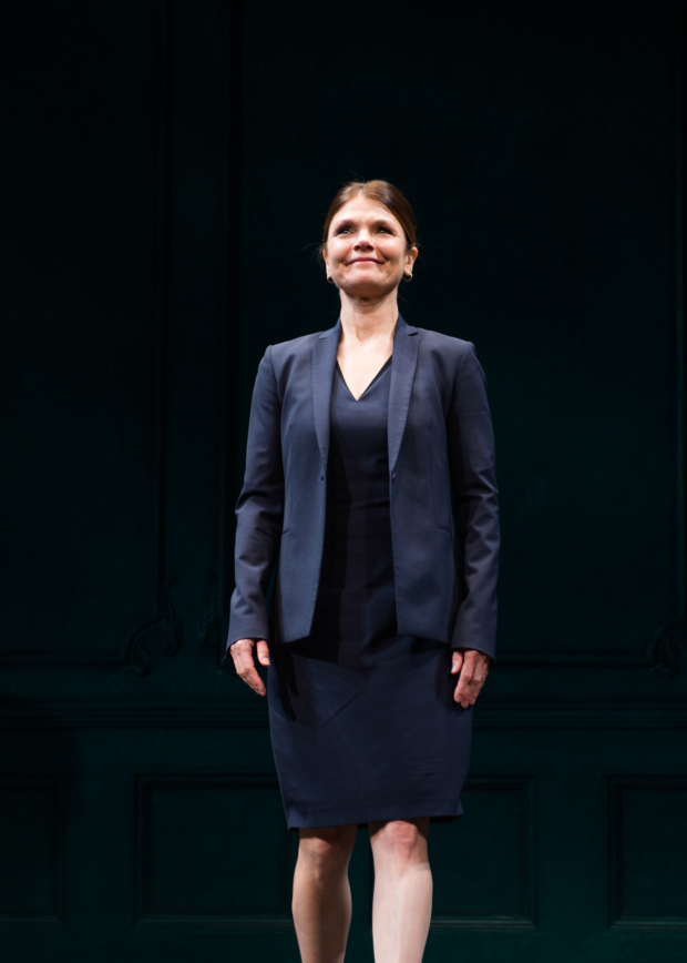 Kathryrn Erbe returns to Broadway in The Father.