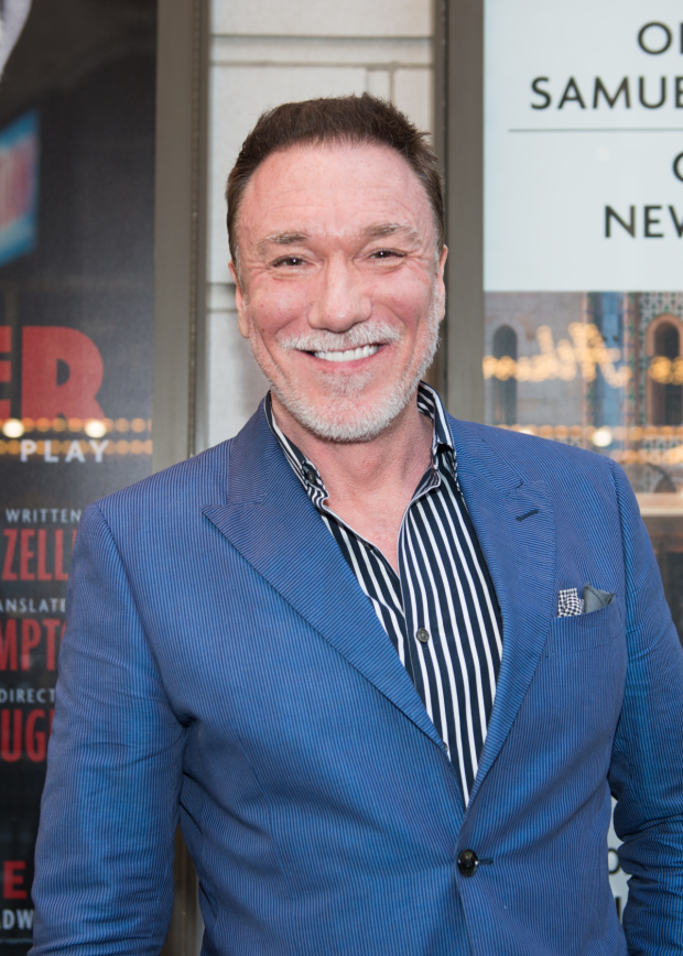 Patrick Page starred on Broadway alongside The Father's Frank Langella, Hannah Cabell, and Charles Borland in Doug Hughes' revival of A Man for All Seasons in 2008.