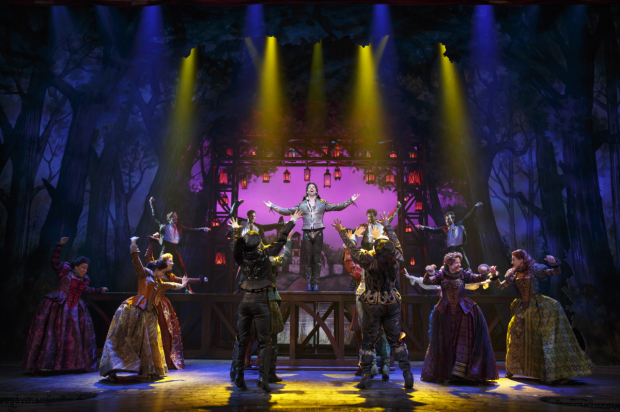 Something Rotten will celebrate its Broadway anniversary this coming weekend.