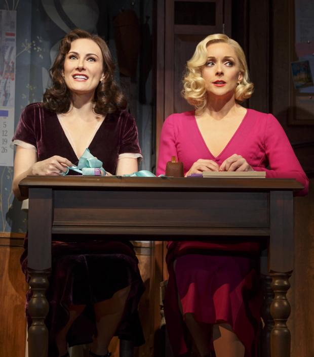 She Loves Me, and stars Laura Benanti and Jane Krakowski, lead the list of 2016 Outer Critics Circle Award nominations.