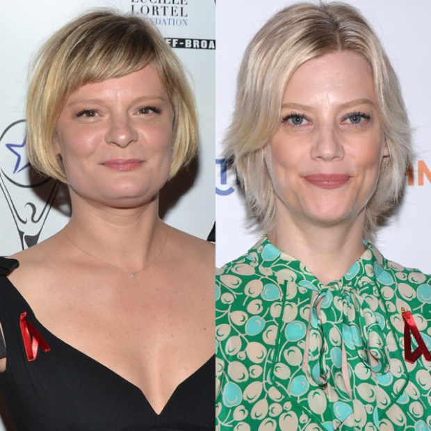 A Is For cofounders Martha Plimpton and Kellie Overbey will present the second annual Broadway Acts for Women event at Feinstein's/54 Below on May 1.