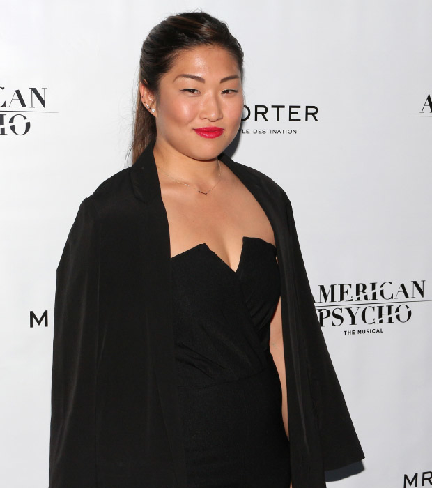 Glee's Jenna Ushkowitz appeared in Spring Awakening, penned by American Psycho songwriter Duncan Sheik.