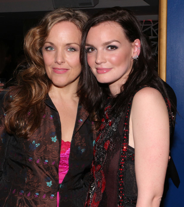 American Psycho reunites Next to Normal favorites Alice Ripley and Jennifer Damiano.