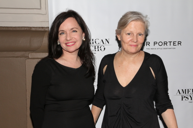 Guinevere Turner and Mary Harron cowrote the screenplay (which Harron directed) for the film version of American Psycho.