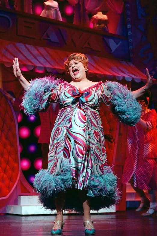 Harvey Fierstein will return to the role of Edna Turnblad for NBC's Hairspray Live!