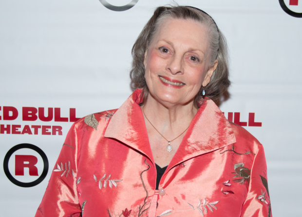 Dana Ivey appears in Red Bull Theater's new production of Richard Brinsley Sheridan's The School for Scandal at the Lucille Lortel Theatre.