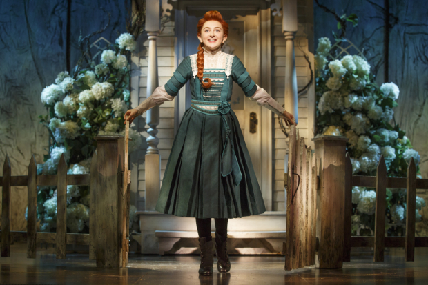 Sarah Charles Lewis is Tuck Everlasting's young leading lady.