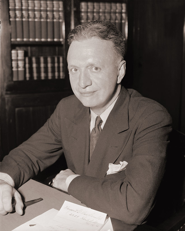 Politicians involved with HUAC weren't above trying to strike deals for personal gain. Pennsylvania congressman Francis Walter (above) wanted to be photographed with Arthur Miller's fiancée Marilyn Monroe in exchange for dropping a subpoena. Miller declined.
