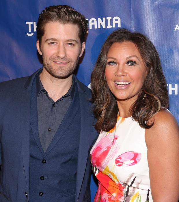 Matthew Morrison and Vanessa Williams announced the 2016 Drama Desk Award nominations at Feinstein's/54 Below.