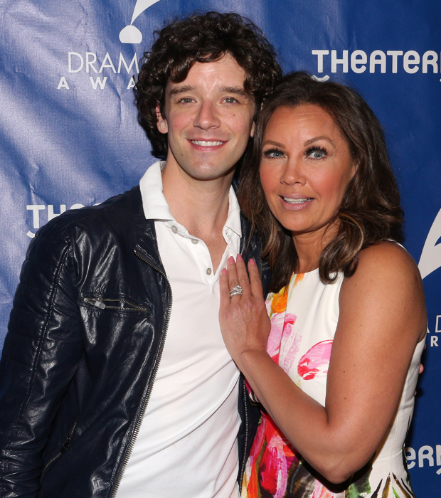 Drama Desk Awards host Michael Urie reunites with his Ugly Betty costar Vanessa Williams, who announced the 2016 Drama Desk Award nominations.