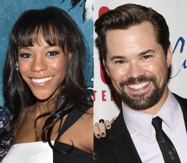 The Book of Mormon costars Nikki M. James and Andrew Rannells will cohost the 2016 Tony Awards nominations announcement.
