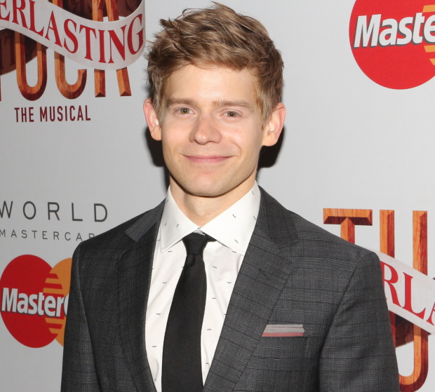Andrew Keenan-Bolger will host the 11th Annual Broadway Junior Student Finale.