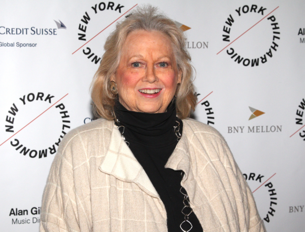 Tony winner Barbara Cook to present one-night concert.