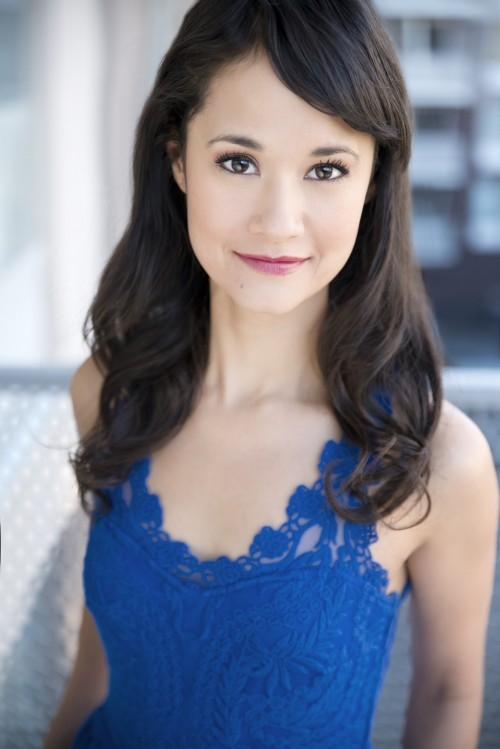 Ali Ewoldt is the latest Christine Daaé of Broadway's Phantom of the Opera.