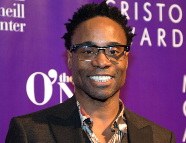 Shuffle Along star Billy Porter will appear at Stars in the Alley on Friday, June 3.