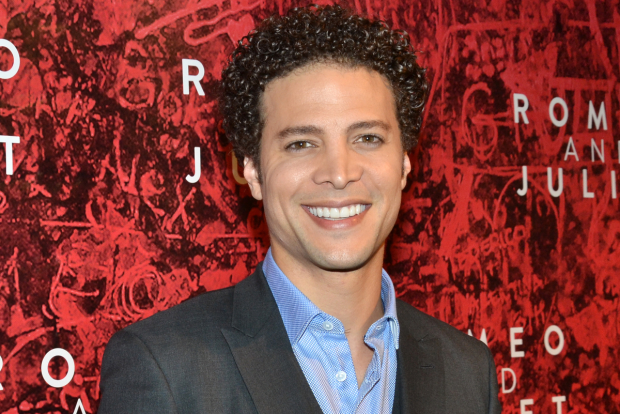 Justin Guarini will play Sam Carmichael in The Muny production of Mamma Mia!