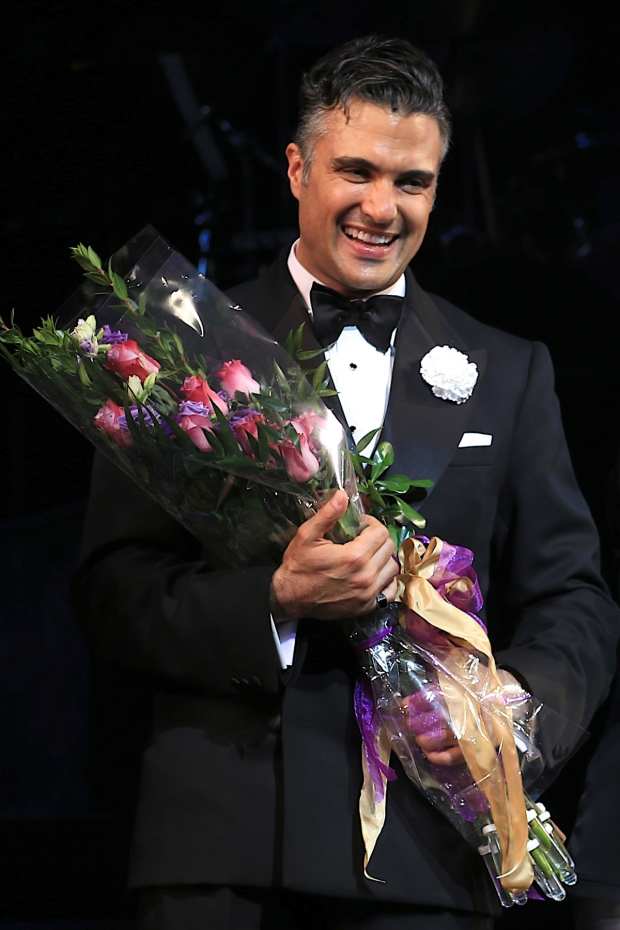 Welcome back to Broadway, Jaime Camil!
