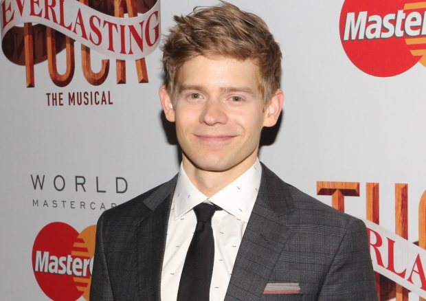Andrew Keenan-Bolger will lend a tale to Broadway Stories at Feinstein's/54 Below.