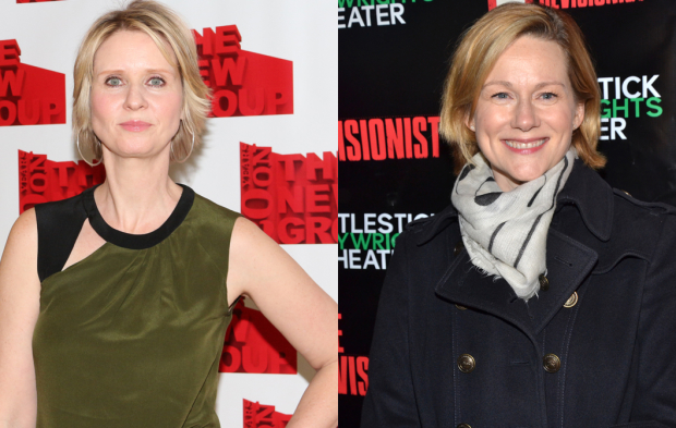 Cynthia Nixon and Laura Linney will costar in MTC's Broadway revival of Lillian Hellman's The Little Foxes.